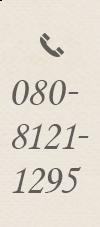 TEL:080-8121-1295